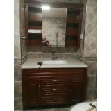 钢木浴室柜