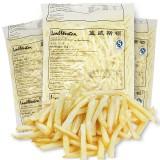 蓝威斯顿细薯条