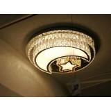 水晶客厅灯,卧室灯