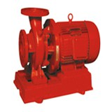 XBD-ISW系列卧式单级消防泵