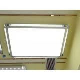 金烛照明高档铝材平板灯7721