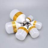 广东天美克金圈LED球泡  塑包铝质量稳定