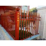 围墙栅栏艺术大门