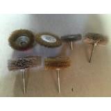 同创奥盛研磨—钢丝花头 塑料花头