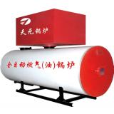 全自动燃气(油)锅炉