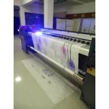 3.2米UV壁画机白彩光油壁画机