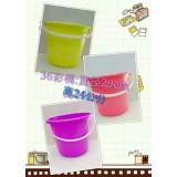 Plastic bucket series