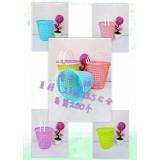 Plastic basket carton series