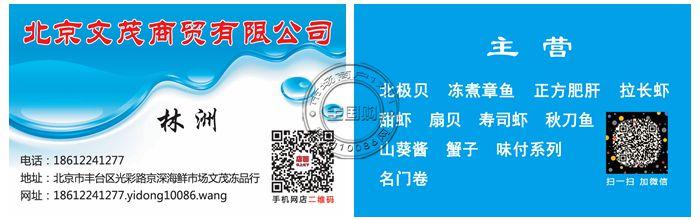 北京文茂商贸有限公司
