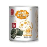 40克芝麻夹心海苔(罐)