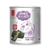 40克南瓜子夹心海苔(罐)