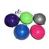 波速球半圆平衡球家用健身球训练减肥器材脚踩加厚防爆瑜伽球