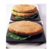 汉堡饼、手抓饼鸡米花、洋葱圈、香脆鸡块、