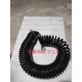 弹簧电缆  3*2.5