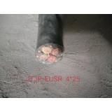 卷筒电缆  4*25