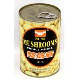 整蘑菇罐头