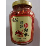 椒乡源红剁椒210g