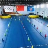 少儿运动馆用的运动地板
